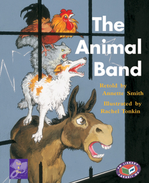 PM Library Purple The Animal Band Lvl 20