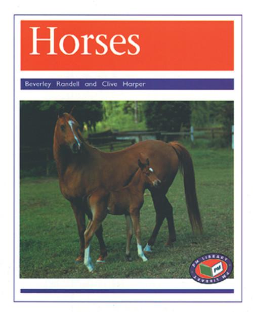 PM Library Purple Horses Lvl 19-20