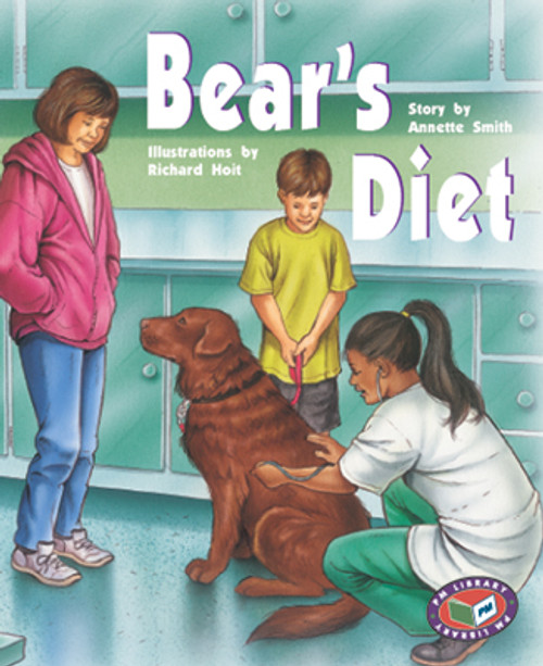 PM Library Gold Bear's Diet Lvl 21