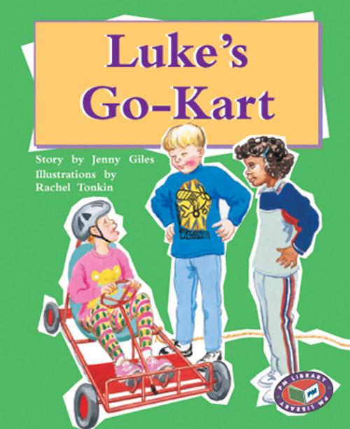 PM Library Gold Luke's Go-Kart Lvl 21