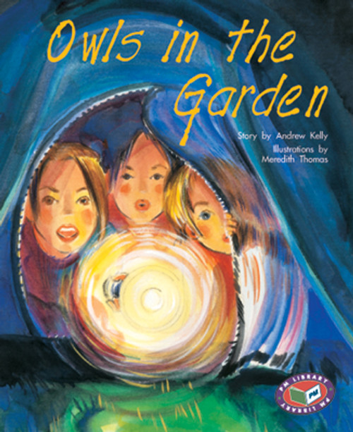 PM Library Gold Owls in the Garden Lvl 21