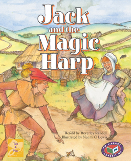 PM Library Gold Jack and the Magic Harp  Lvl 22