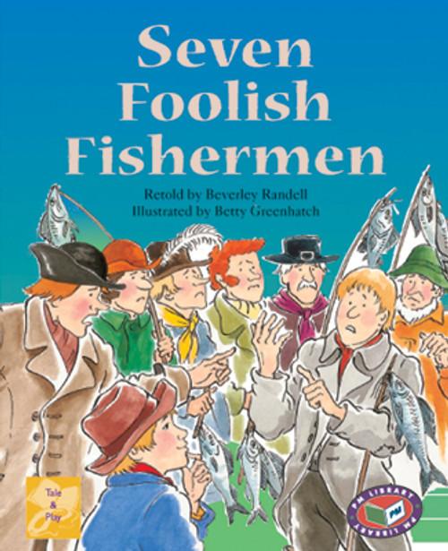 PM Library Gold Seven Foolish Fishermen Lvl 21
