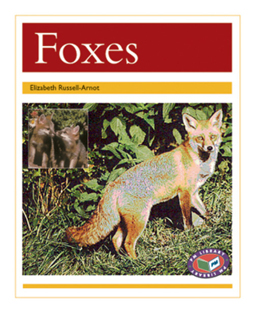 PM Library Gold Foxes Lvl 22