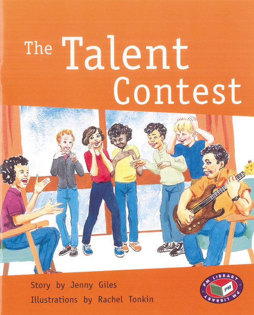 PM Library Silver The Talent Contest Lvl 24