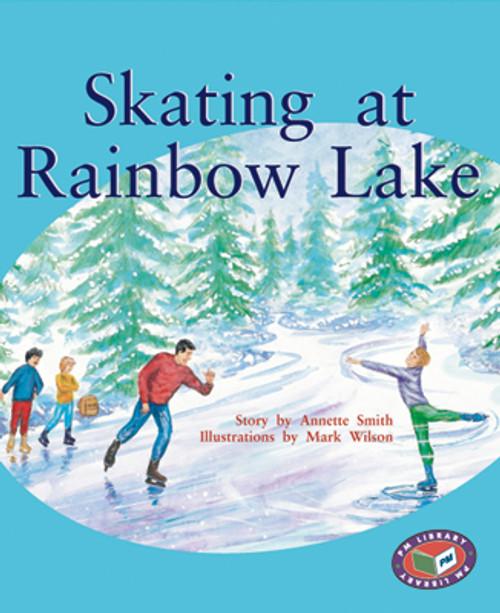 PM Library Silver Skating at Rainbow Lake Lvl 23