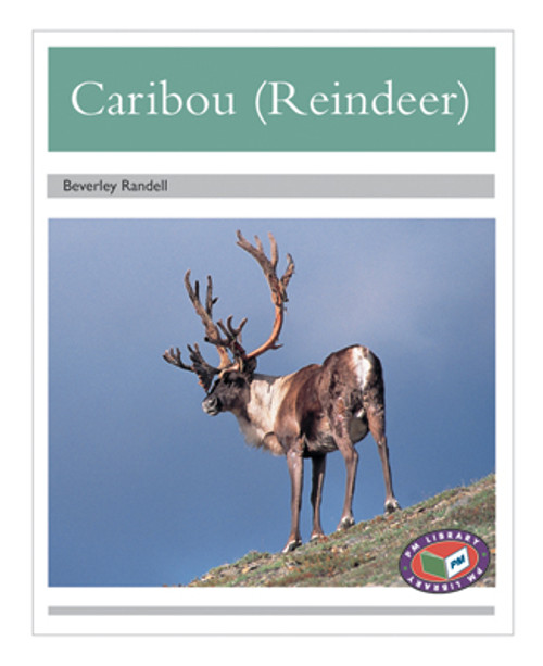 PM Library Silver Caribou (Reindeer) Lvl 23