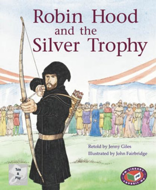 PM Library Silver Robin Hood and the Silver Trophy Lvl 24
