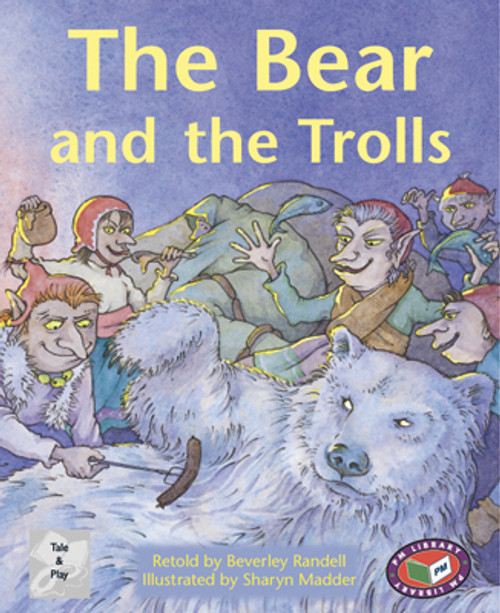 PM Library Silver The Bear and the Trolls Lvl 23