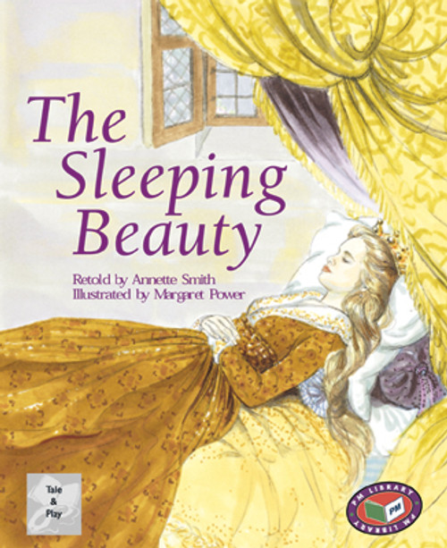 PM Library Silver The Sleeping Beauty Lvl 24