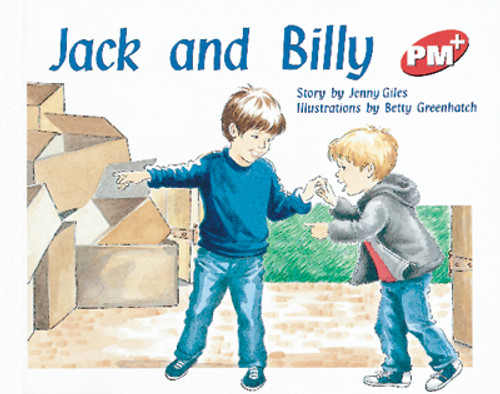 PM Plus Red Jack and Billy Lvl 3