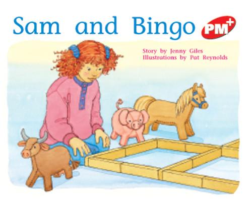 PM Plus Red Sam and Bingo Lvl 3