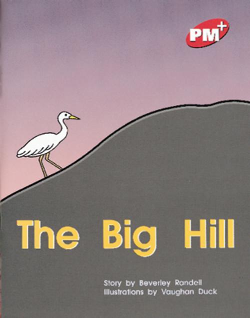 PM Plus Red The Big Hill Lvl 3