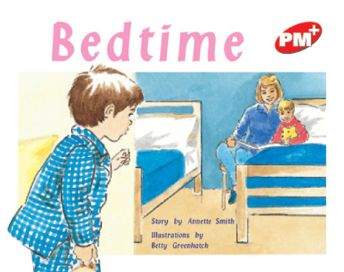 PM Plus Red Bedtime Lvl 4