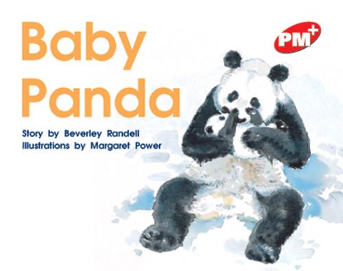 PM Plus Red Baby Panda Lvl 5