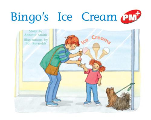 PM Plus Red Bingo's Ice Cream Lvl 5