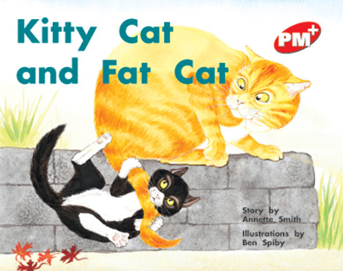 PM Plus Red Kitty Cat and Fat Cat Lvl 5