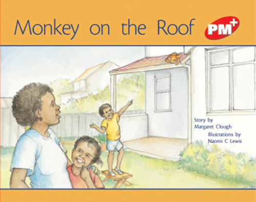 PM Plus Red Monkey on the Roof Lvl 5