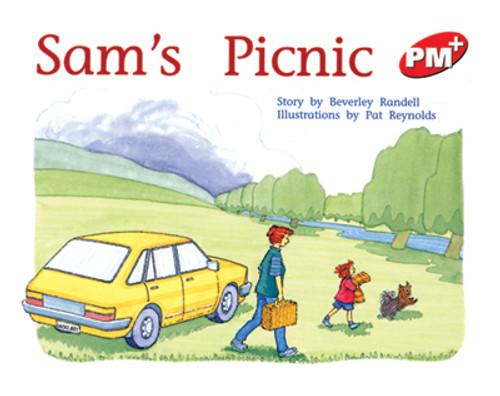 PM Plus Red Sam's Picnic Lvl 5