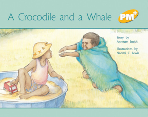 PM Plus Yellow A Crocodile and a Whale Lvl 7