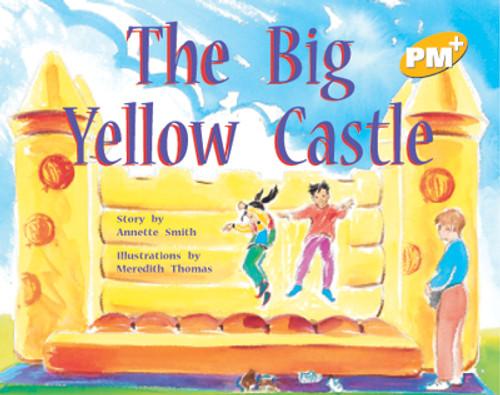 PM Plus Yellow The Big Yellow Castle Lvl 7