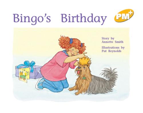 PM Plus Yellow Bingo's Birthday Lvl 7