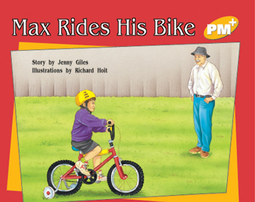PM Plus Yellow Max Rides His Bike Lvl 8