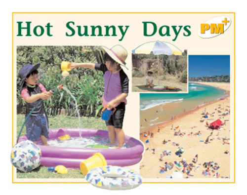 PM Plus Yellow Hot Sunny Days Lvl 8-9