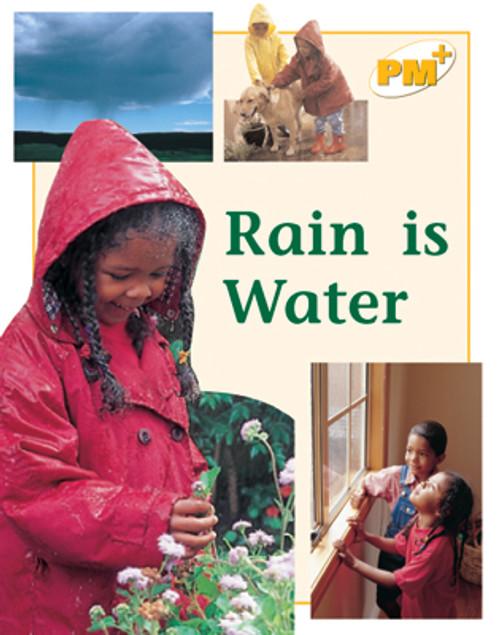 PM Plus Yellow Rain is Water Lvl 8-9