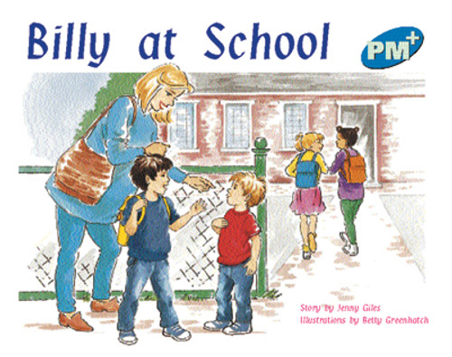 PM Plus Blue Billy at School Lvl 9