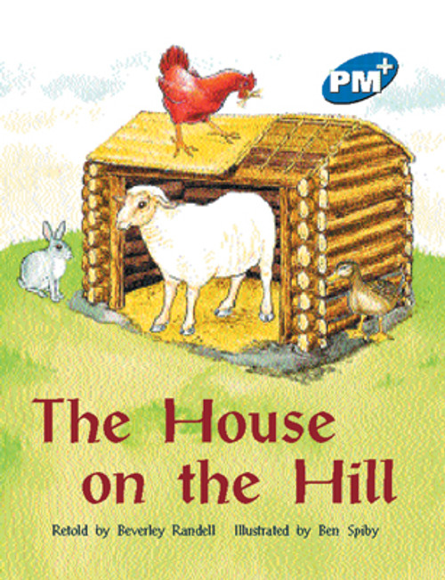 PM Plus Blue The House on the Hill Lvl 10