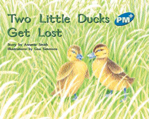 PM Plus Blue Two Little Ducks Get Loose Lvl 10