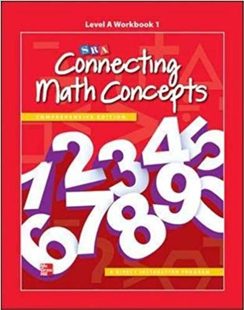 Connecting Math Concepts (Level A)   Student Workbook 1 - 9780021035724