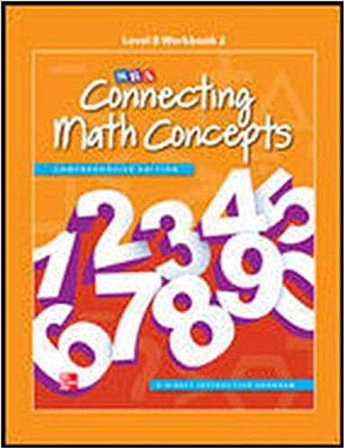 Connecting Math Concepts (Level B) | Student Workbook 1 - 9780021035748