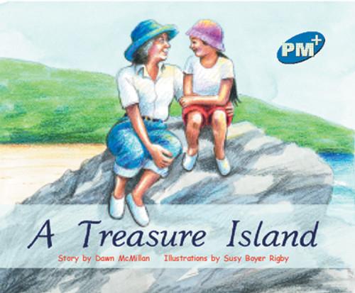 PM Plus Blue A Treasure Island Lvl 11