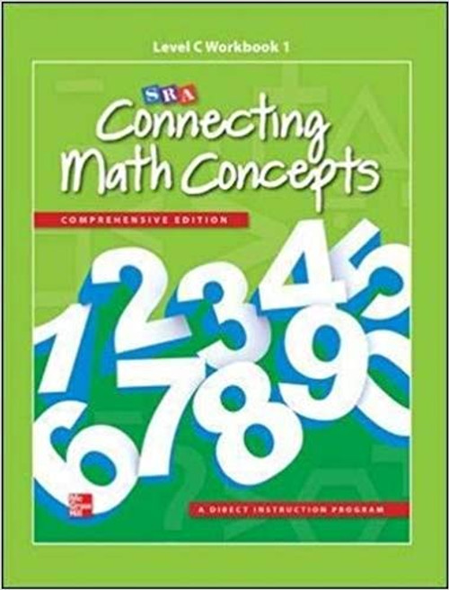 Connecting Math Concepts (Level C)   Student Workbook 1 - 9780021035762