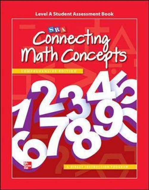 Connecting Math Concepts (Level A) | Student Assessment Book - 9780021035953