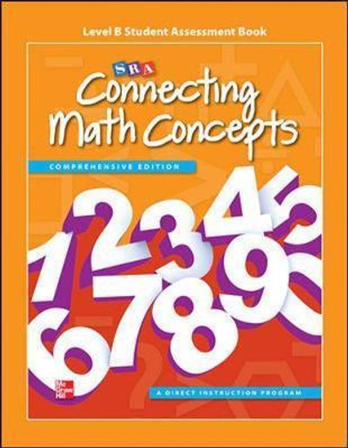 Connecting Math Concepts (Level B) | Student Assessment Book - 9780021035960
