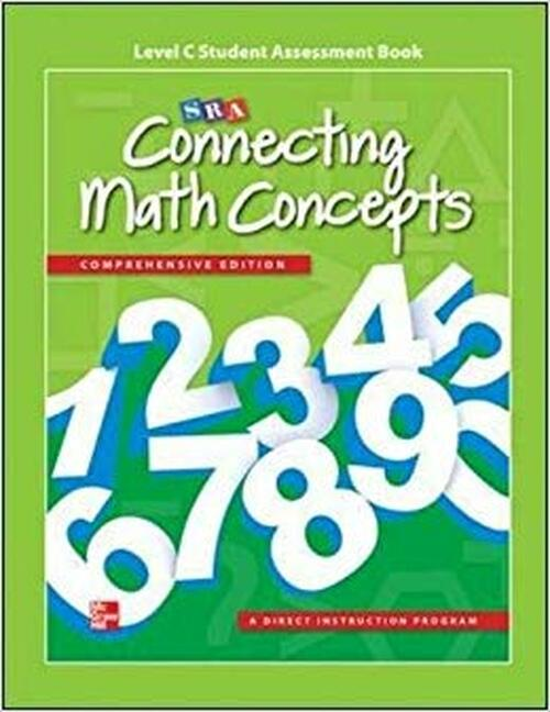 Connecting Math Concepts (Level C) | Student Assessment Book - 9780021035977
