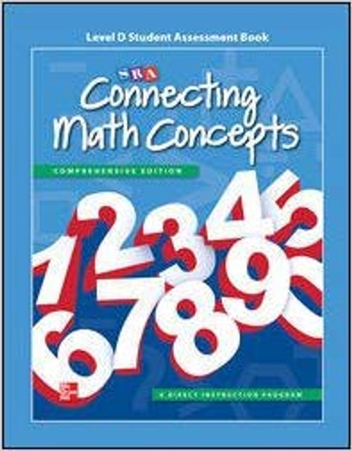 Connecting Math Concepts (Level D)   Student Assessment Book - 9780021036219