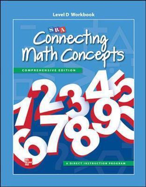 Connecting Math Concepts (Level D) | Student Workbook - 9780021036240