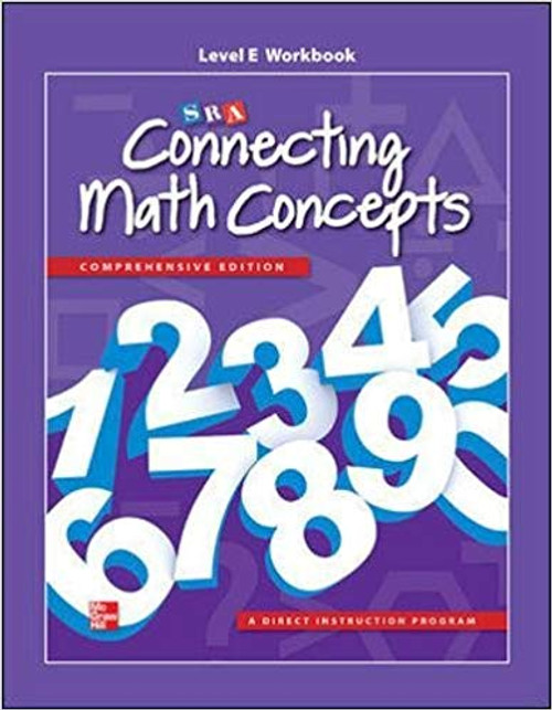 Connecting Math Concepts (Level E) | Student Workbook - 9780021036257