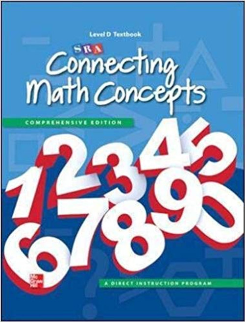 Connecting Math Concepts (Level D) | Student Textbook - 9780021036325