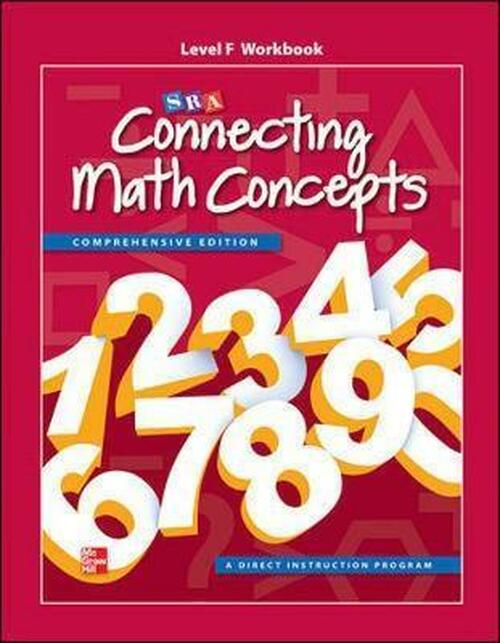 Connecting Math Concepts (Level F) | Workbook - 9780021036387