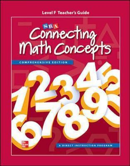 Connecting Math Concepts (Level F)   Teachers Guide - 9780021036431