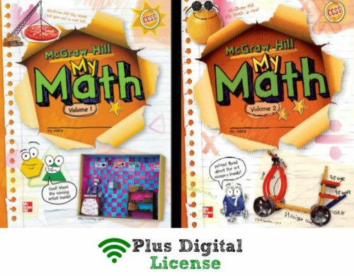 My Math - Student Edition + Online eStudent Edition - 1-year Subscription - Grade 3