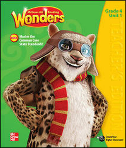 Wonders - Teachers Edition Packages | Grade 4 - 9780021185917