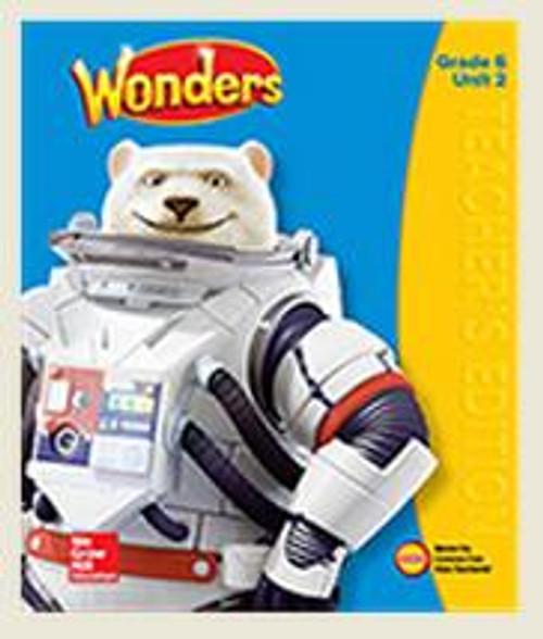 Wonders - Teachers Edition Packages | Grade 6 - 9780021193318