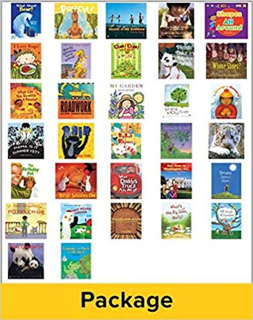 Wonders - Kindergarten   Big Books Literature Package - 9780021193363
