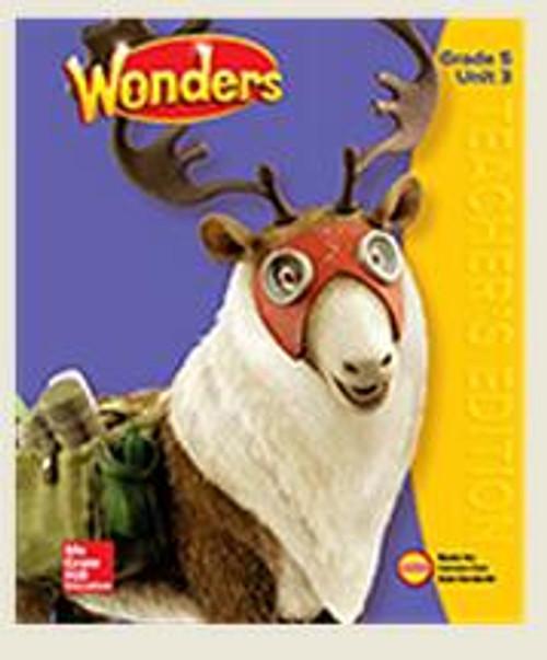 Wonders - Teachers Edition Packages   Grade 5 - 9780021193622